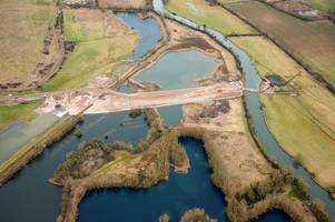9 amazing things revealed by workers building the new A14