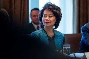chao says trump administration will unveil $1 trillion infrastructure plan this year