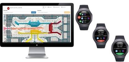 TCS and SATS Collaborate to Develop World-first Smart Watch Solution for Airport Technical Ramp Operations