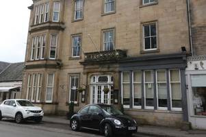 Plans revealed to convert hotel into restaurant and wine merchants