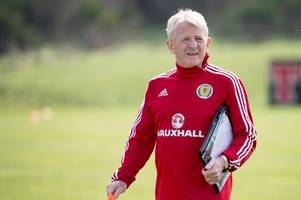 Scotland rise eight places in latest FIFA rankings after win against Slovenia