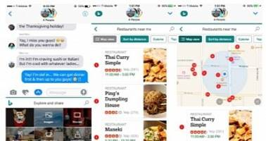 microsoft launches bing on imessage because who uses windows phones anyway