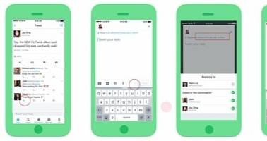twitter lets you write more as usernames no longer count to 140 character limit