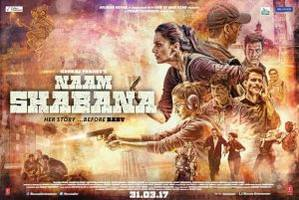naam shabana review | neeraj pandey's witty writing like a wednesday & special 26 is missed