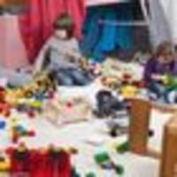 Research shows parents could save $1,000 a month by spending less on toys for kids