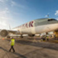 qatar airways' solution to imposed in-flight electronics ban