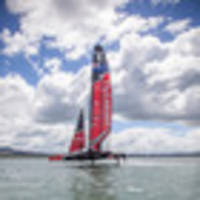 America's Cup: Emirates Team New Zealand wrap up training in Auckland