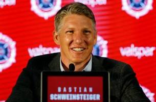 journalist apologizes after asking schweinsteiger about world cup possibilities with chicago fire
