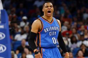 russell westbrook scores the most points in a triple-double in nba history