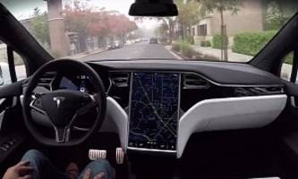 tesla updates software, autopilot gets improved for cars with ap 2.0 hardware