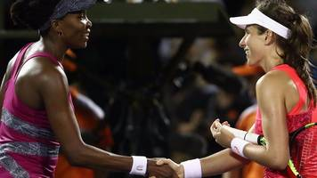 'relief' for johanna konta after beating venus williams to make miami open final