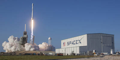 spacex makes history by successfully re-launching an orbital rocket for the first time