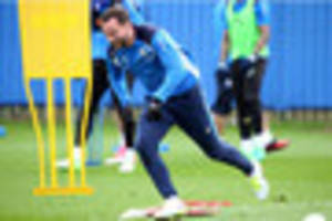 leicester city midfielder danny drinkwater is fit to face stoke...