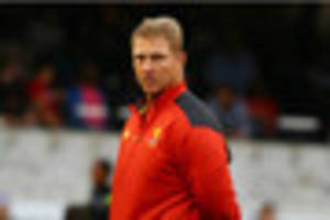 Johan Ackermann's future will be revealed by club on Monday -...