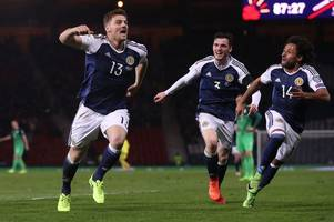 scotland given euro 2020 boost as slovenia win lifts uefa nations league ranking