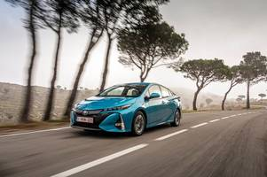 toyota prius plug-in hybrid review – ppi is a techno treat