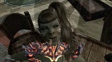 touch the skyrim: susan crushbone's sensual quest comes to an end