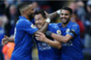 leicester city's okazaki has returned from japan  'in good shape'