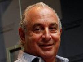 pension deficit in sir philip green's empire swells
