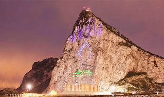 first post-brexit tremors: theresa may would go to war to protect gibraltar