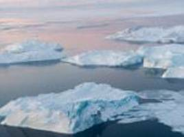 greenland's glaciers are 'doomed', experts warn