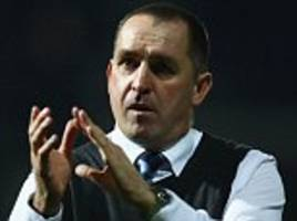 martin allen: you really have to be mad to be a manager