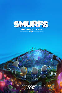 MOVIE REVIEW: Smurfs: The Lost Village