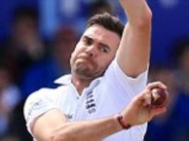 james anderson shines for lancashire with five-wicket haul