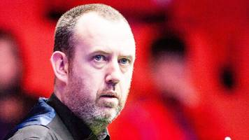 mark williams to face zhao xintong in snooker world championship qualifying
