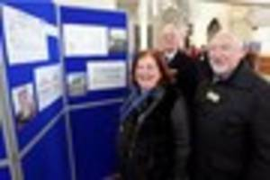 past, present and future illustrated in 2017 newton abbot museum...