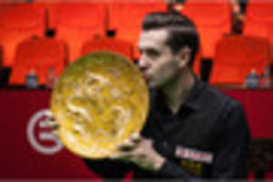 mark selby is confident of retaining his world snooker championsh...