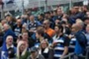bath rugby face in the crowd: were you at the rec for european...