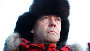 corruption claims 'nonsense' - russian pm medvedev