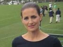 kirsty gallacher teed off at missing the cut