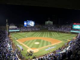 mlb prediction: cubs, dodgers will be 'best in baseball' for 2017, professor says