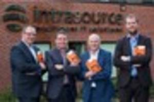 new jobs on the cards at hessle's intrasource thanks to tata...
