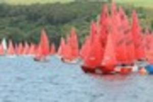 restronguet sailing club to host mirror dinghy sailing  world...