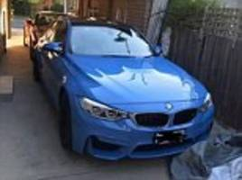 nick kyrgios puts his bmw f80 up for sale on facebook