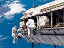 russia may ditch the international space station for china