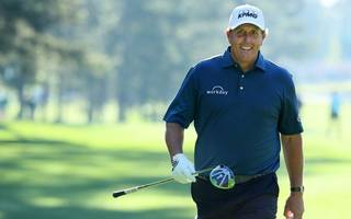 mickelson: i can outdo nicklaus as oldest masters winner