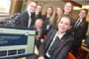 tiverton high school girls set to take on cyber crime with gchq...