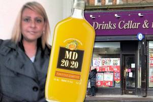 ayr woman who bought 'mad dog' wine for 10-year-old girl avoids jail sentence