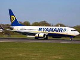 ryanair threatens to double fees for babies on flights