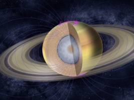 the length of saturn's day is still a mystery, but a doomed space probe may soon find out