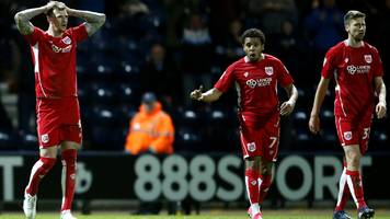 bristol city players to refund away fans after 5-0 loss