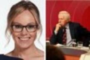 hull's michelle dewberry to have her say on bbc's question time...