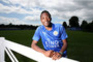 leicester city striker ahmed musa arrested at his countesthorpe...