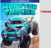 "monster trucks digital hd: ""wild moments make this an exciting thrill ride"""