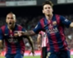 alves backs messi and argentina to reach world cup