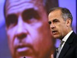 don't punish the city in brexit talks, mark carney warns